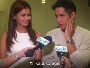 Janine Gutierrez and Aljur Abrenica reunited for new primetime series