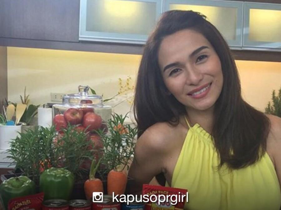 Jennylyn Mercado, bibida muli sa isang daily cooking show
