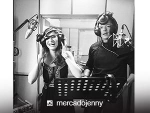 Jennylyn Mercado records a duet with Jericho Rosales for their movie soundtrack