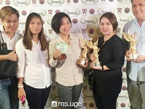 Kapuso stars and shows dominate 3rd Paragala Media Awards