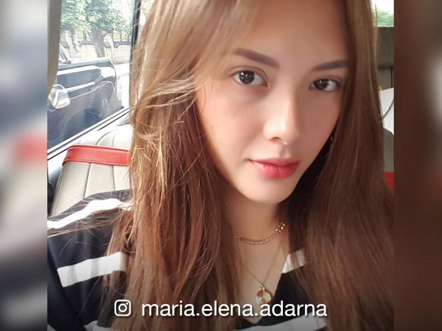 LOOK: Former 'Bubble Gang' star Ellen Adarna spotted hanging out with Baste Duterte