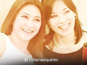 LOOK: Is this Rufa Mae Quinto's wedding ring?