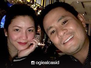 LOOK: Ogie Alcasid's post-Valentine surprise for Regine Velasquez
