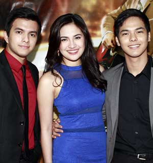 Lucho Ayala wants to work with Julie Anne and Kristoffer again