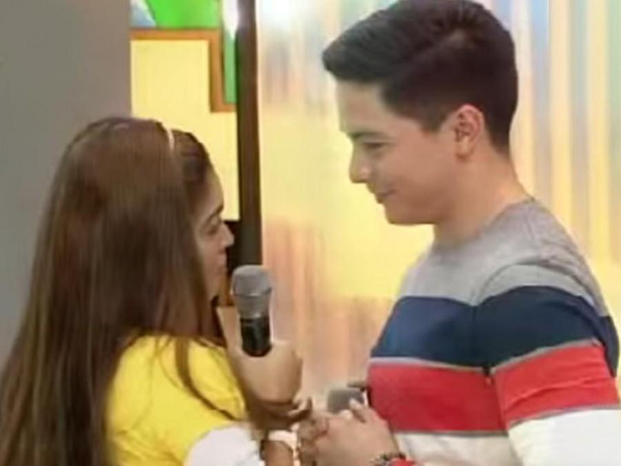 Maine Mendoza and Alden Richards call each other 'aking mahal'