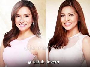 Maine Mendoza and Jennylyn Mercado big winners of the 2015 MMFF Awards Night