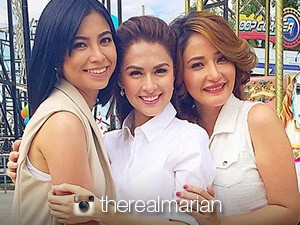Marian Rivera, inaming nanghihinayang sa 'The Rich Man's Daughter'