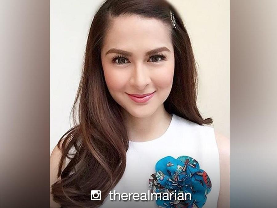 Marian Rivera lands on the cover of a lifestyle magazine