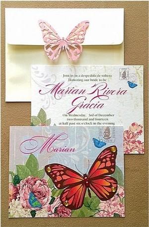 Marian's Despedida de Soltera takes place on December 3