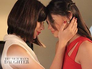 May kissing scene ba sina Rhian Ramos at Glaiza de Castro sa finale ng 'The  Rich Man's Daughter?'
