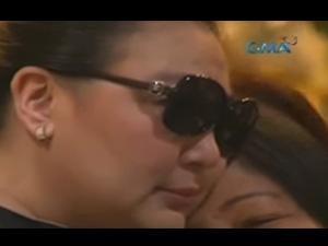 Megastar Sharon Cuneta, nagluluksa sa pagkawala ng kanyang Tatay Germs