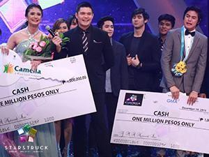 Migo Adecer and Klea Pineda win 'StarStruck'