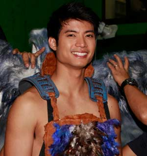 Mikael Daez, excited for his third primetime project 'Adarna'