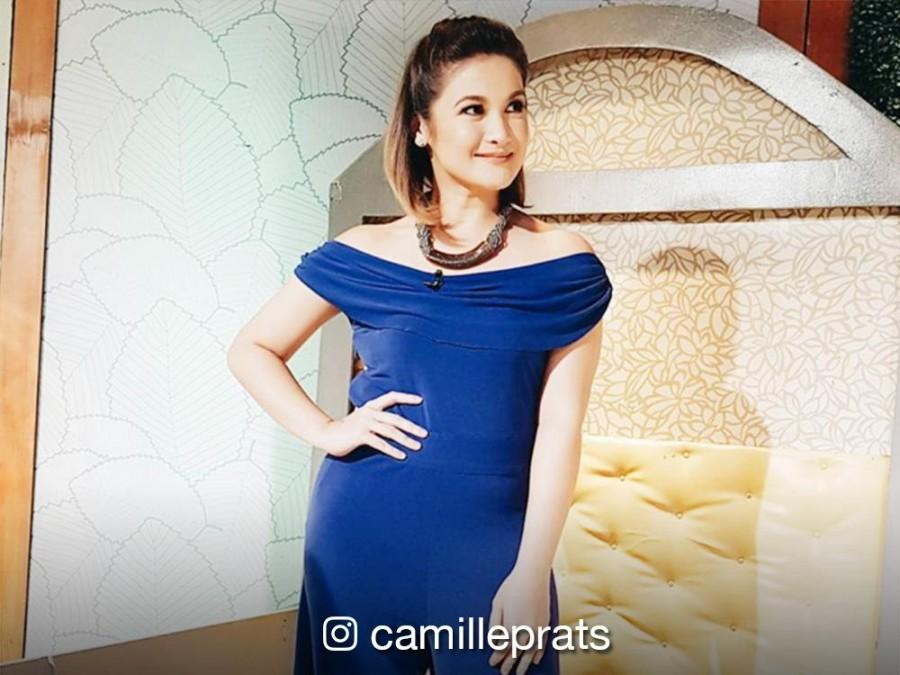 Ogie Alcasid promises to sing for Camille Prats's bridal march