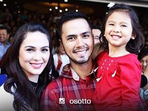 Oyo Sotto's early Valentine's Day gift to his ladies