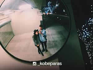 READ: Kobe Paras's kilig post for his lady, Gabrielle Current