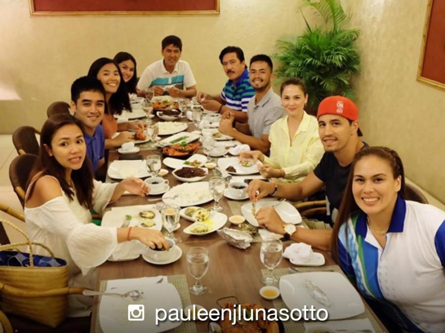 READ: Pauleen Luna's first birthday greeting for Vic as Mrs. Sotto