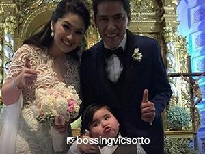RECAP: The #MrAndMrsSotto Wedding