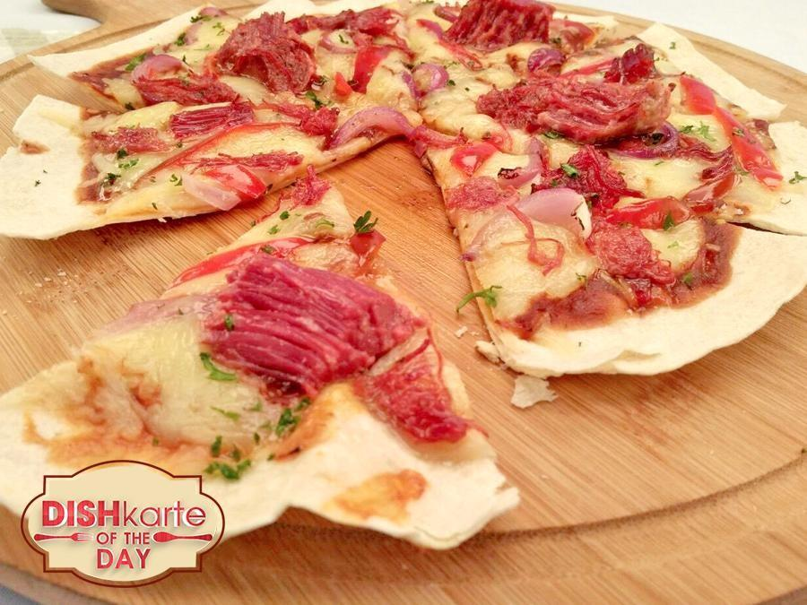 Recipe: CDO Karne Norte Pizza