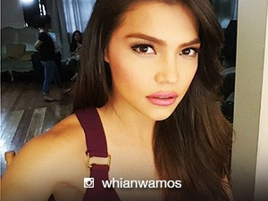 Rhian Ramos, naki-'Twerk It Like Miley'