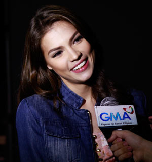 Rhian Ramos reunites with her Stairway to Heaven leading men in 'Genesis'