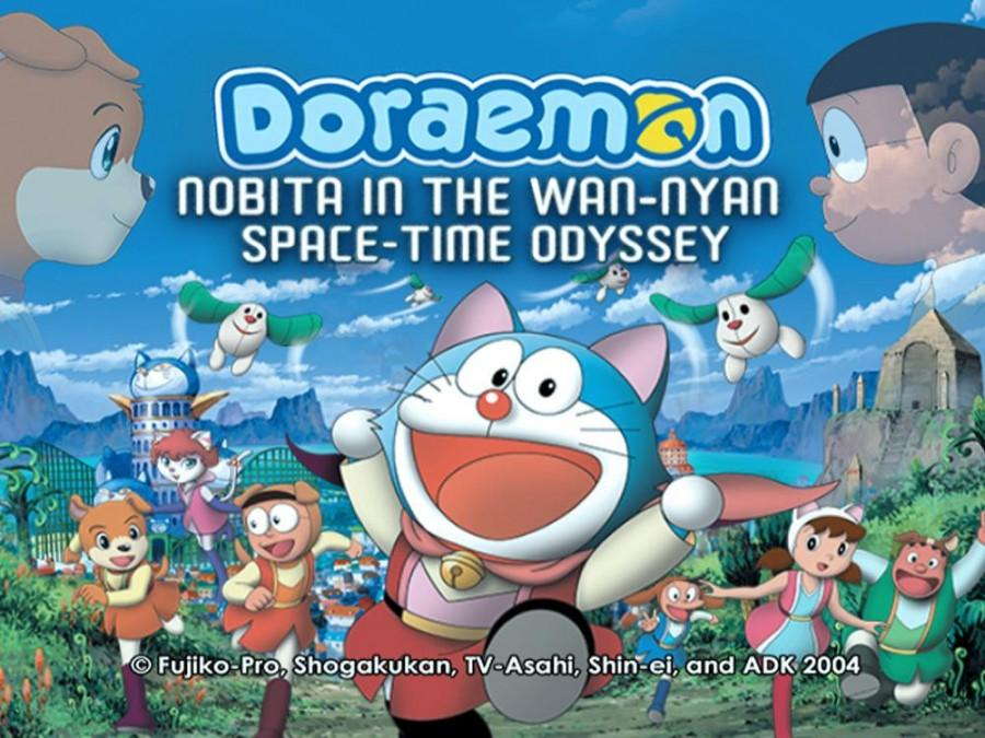 Sagipin ang mga aso at pusa sa 'Nobita in the Wan-Nyan Space-time Odyssey'