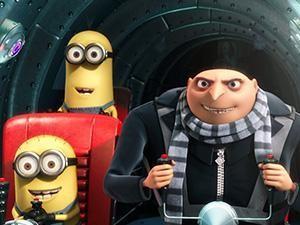 Samahan ang mga Minions ngayong weekend sa 'Despicable Me' at 'Despicable Me 2'