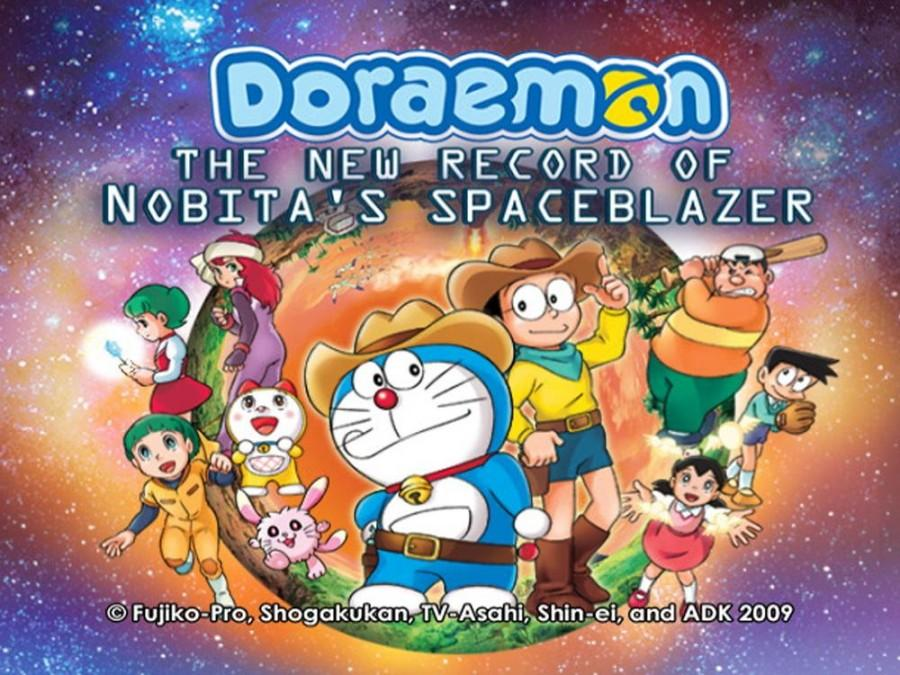 Samahan sa isang inter-dimensional adventure sina Doraemon at Nobita!
