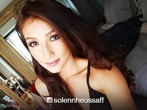 Solenn Heussaff reveals the launch date of her perfume line
