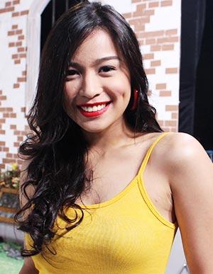 Stephanie Sol, excited sa nalalapit na pagsisimula ng Niño