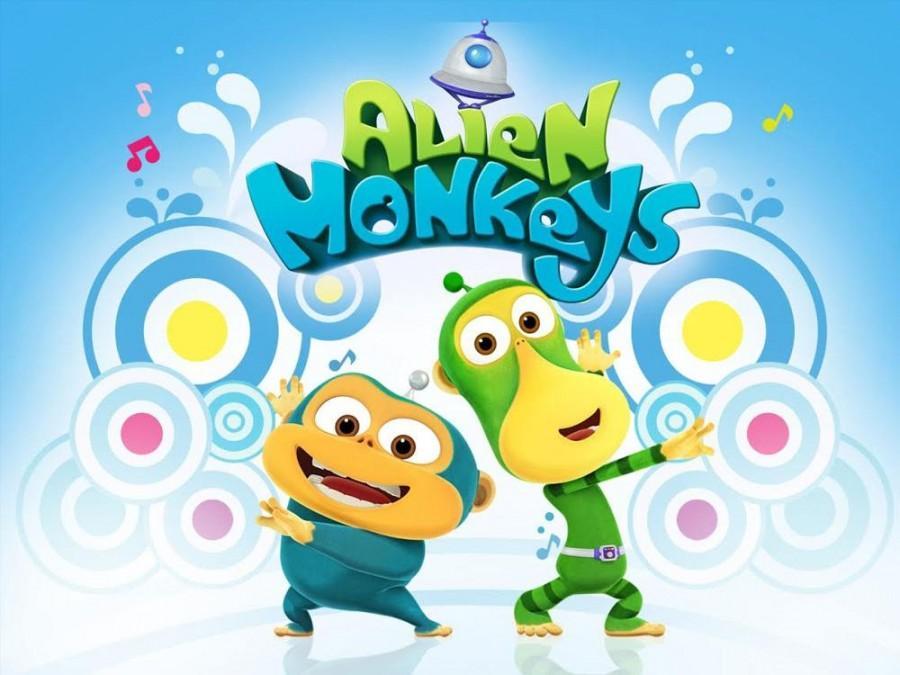 Sumama sa makulit na adventures ng 'Alien Monkeys'