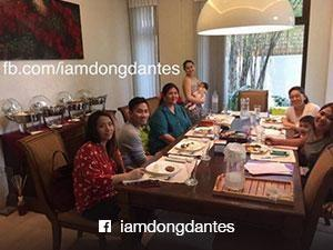Team behind DongYan wedding spearheads Zia's christening