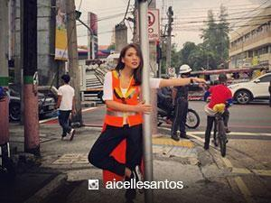 Three reasons why Aicelle Santos is the perfect Traffic Diva