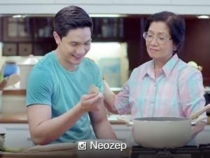 WATCH: Meet Alden Richards's second mommy in his new TVC
