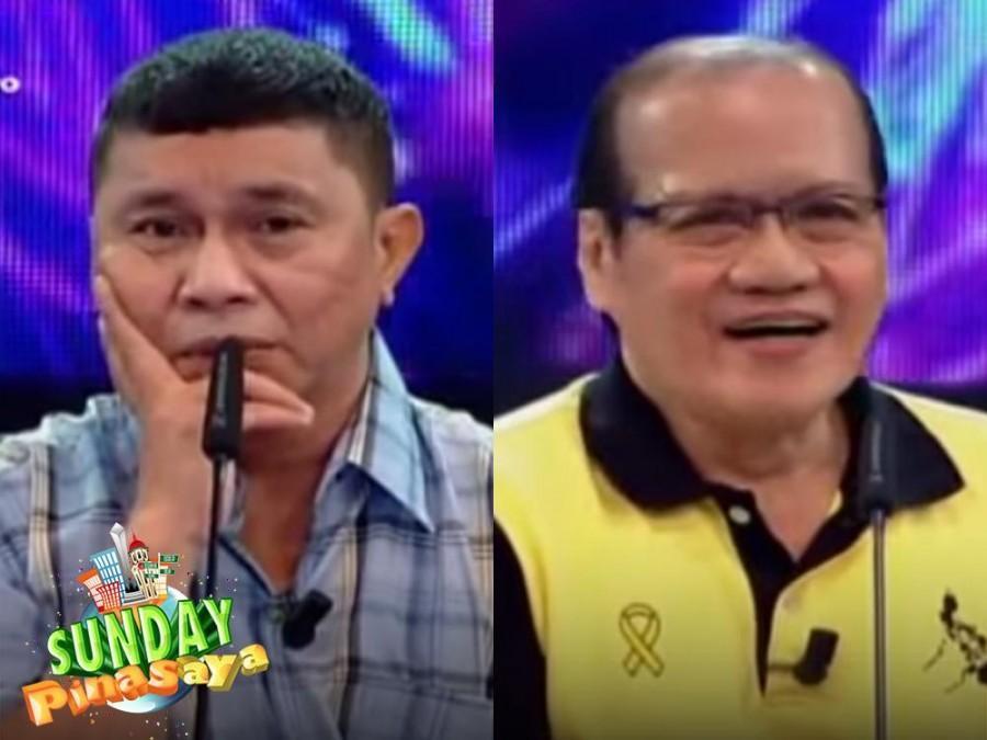 WATCH: Rodney Juterte at P-Nyoy, nagkaharap sa Star Buzz ng Sunday PinaSaya