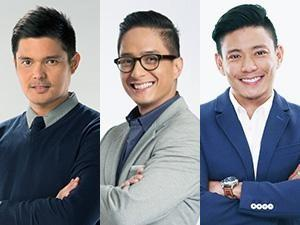 What hobby do Dingdong Dantes, Ryan Agoncillo, and Drew Arellano have in common?