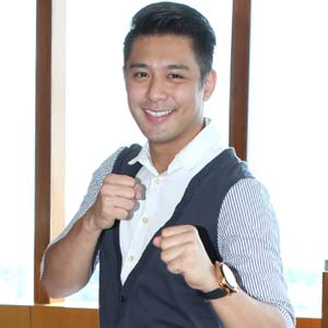 What kind of roles appeal to Rocco Nacino?