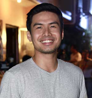 "What will Christian Bautista miss in ""With A Smile""?"