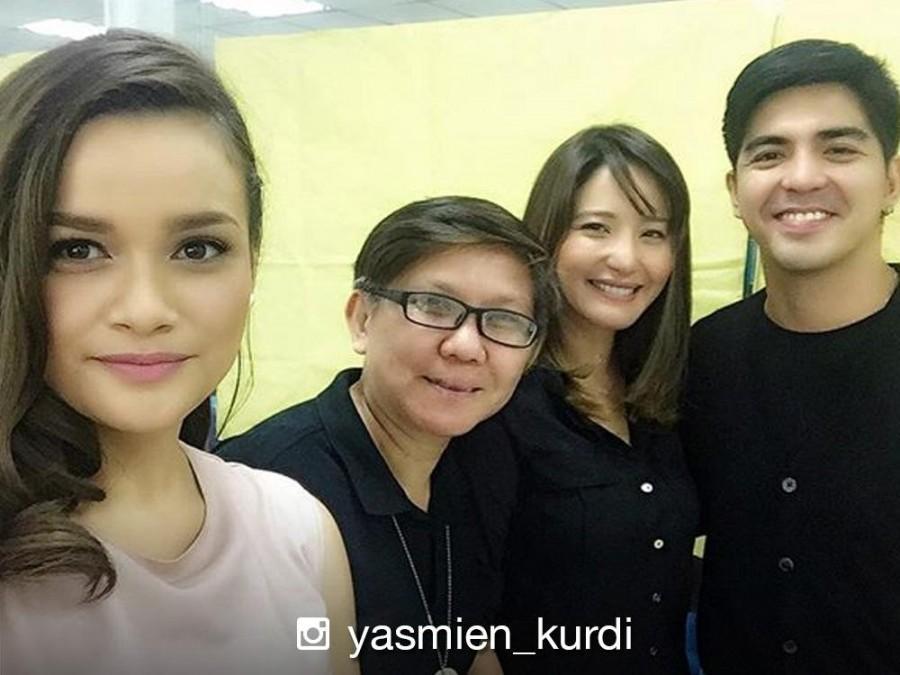 Yasmien Kurdi, Mark Herras at Katrina Halili, magsasama sa bagong GMA teleserye