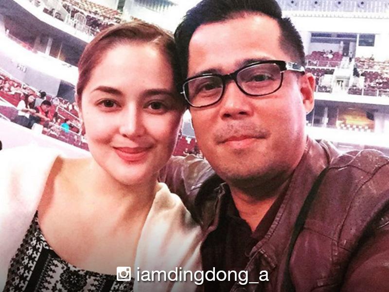 Dingdong Avanzado and Jessa Zaragoza celebrate 15thwedding ...