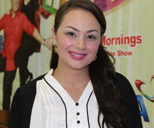 Donita Rose gives back | GMANetwork.com - Entertainment - Home of Kapuso shows and stars - Articles - donita_rose_gives_back_1400737300