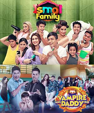 Ismol Family June 19, 2016 Filipino Teleserye