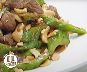 how to cook beef ampalaya with oyster sauce