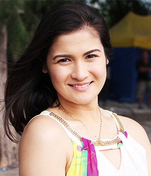 The sweetest of birthday surprises for Camille Prats | GMANetwork.com - Entertainment - Home of Kapuso shows and stars - Articles - the_sweetest_of_birthday_surprises_for_camille_prats_1403411363