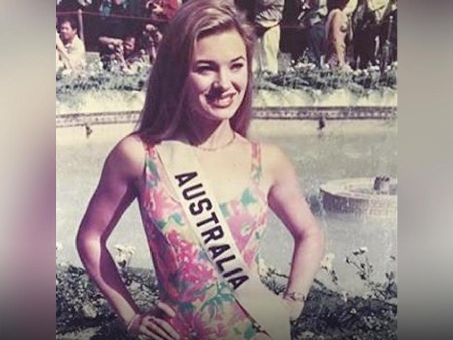 LOOK: Michelle Van Eimeren in Miss Universe 1994 - GMA News