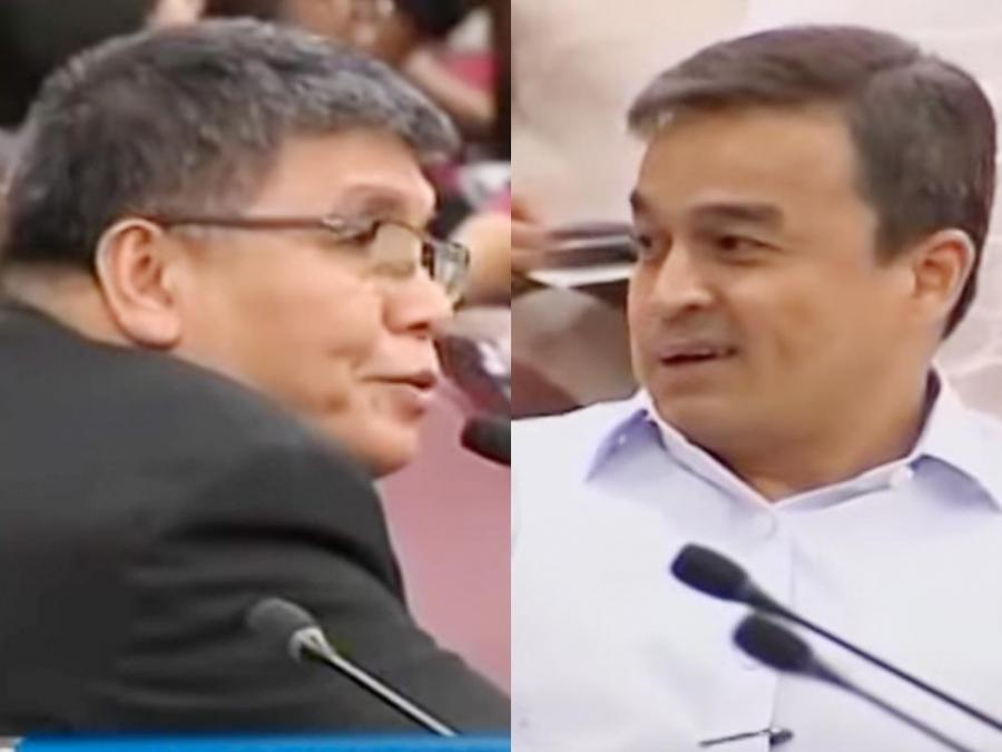 Related News On Jim Paredes: Jim Paredes Reacts To Rep. Robert 'Ace' Barbers And Rep