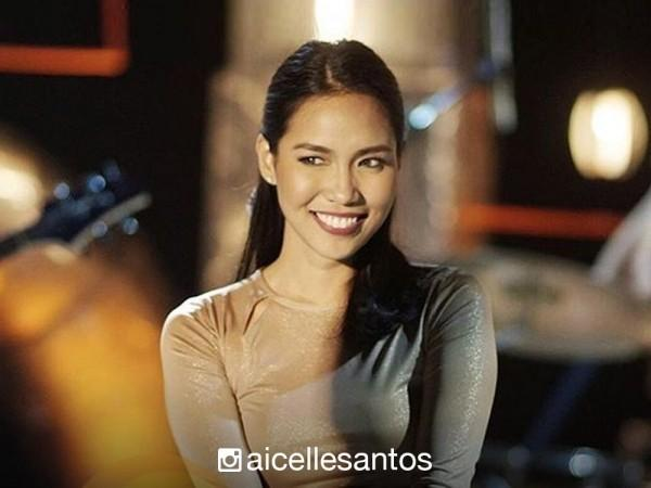 WATCH: Aicelle Santos's video message to Mark Zambrano ...