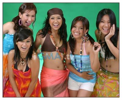 Sex bomb dancers philippines