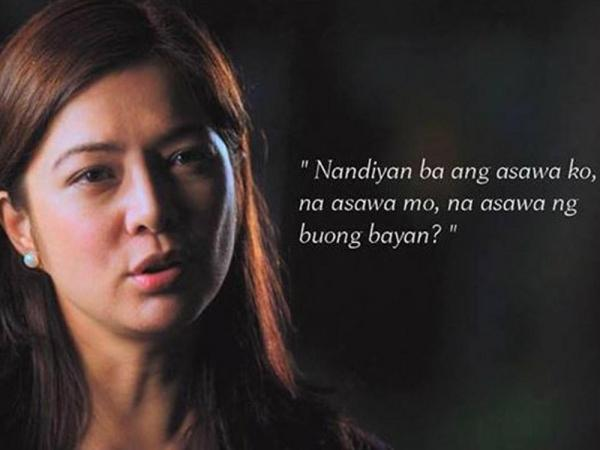 Famous Line Ng Mga Artista : In photos famous lines ng mga legal wife at kabit