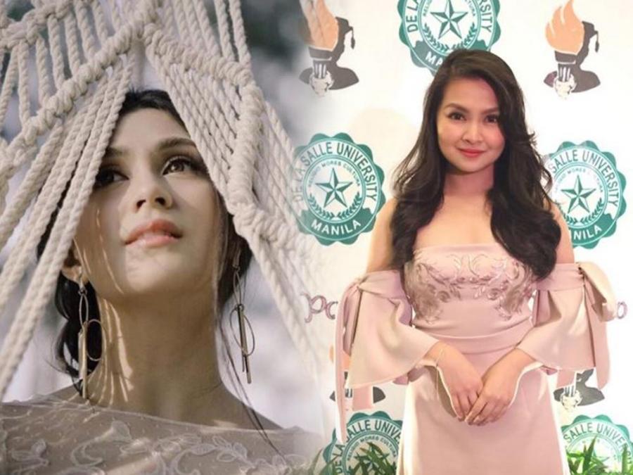 look stars react to pauleen luna s pregnancy celebrity